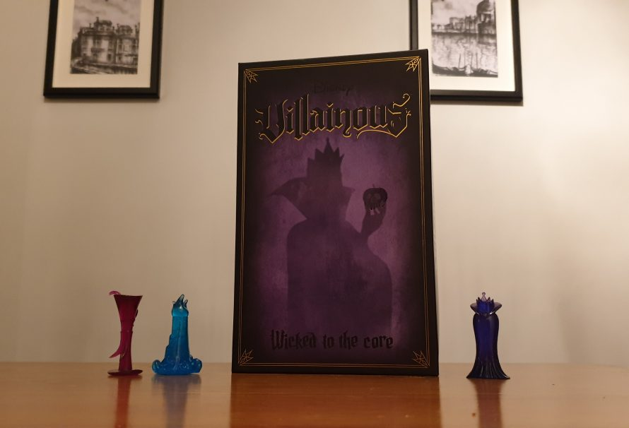 Disney Villainous Wicked to the Core Review