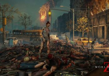 World War Z 'Kill it With Fire' update now live