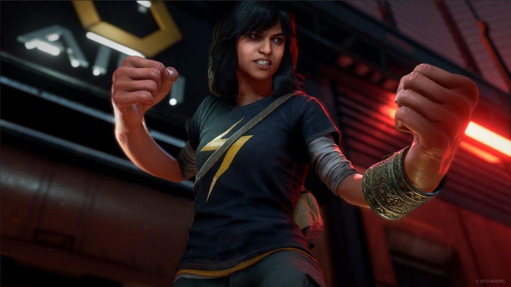 Marvel's Avengers Co-Op