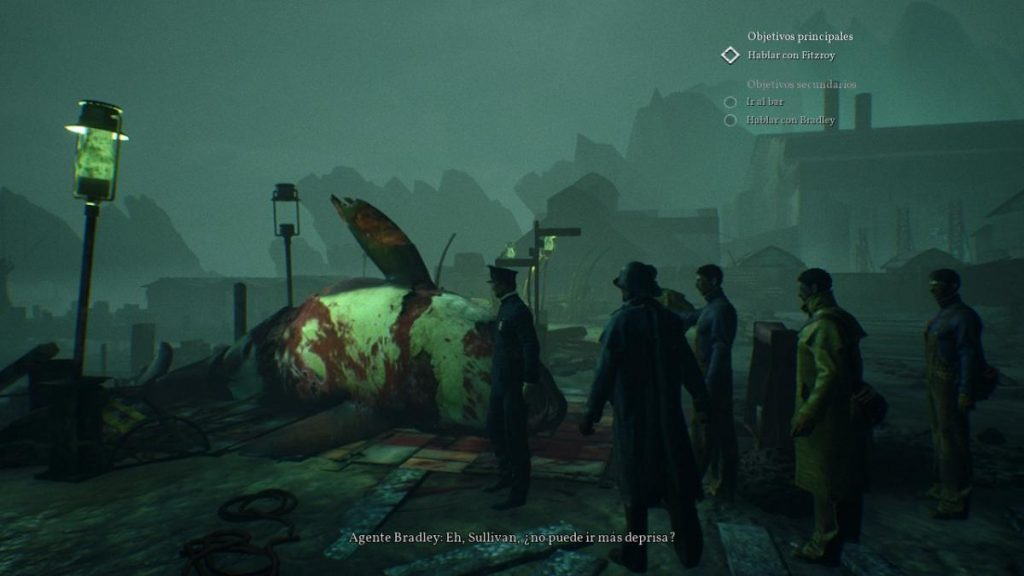 Call of Cthulhu Review - Screenshots 2