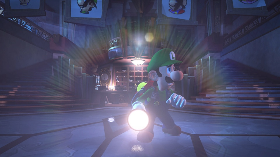 Luigi's Mansion 3 Review - 01