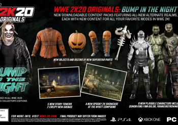 2K Games Fixes Issue With WWE 2K20 'Bump in the Night' DLC For Xbox One