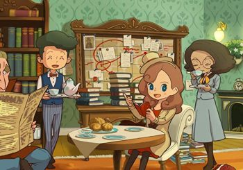 Layton's Mystery Journey: Katrielle and the Millionaires' Conspiracy - Deluxe Edition Review