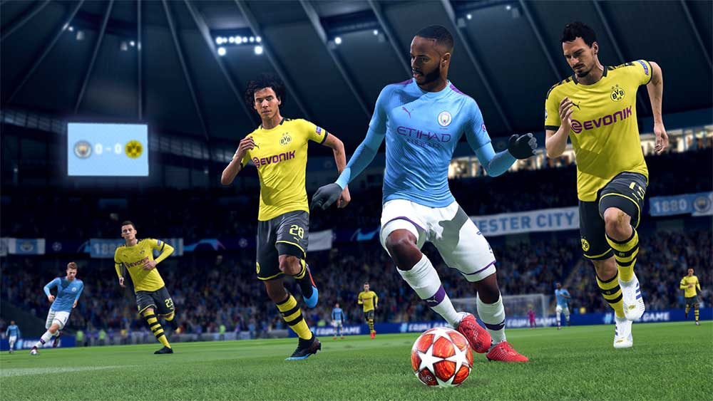 FIFA 20 1.08 Update Patch Kicks Out - Just Push Start