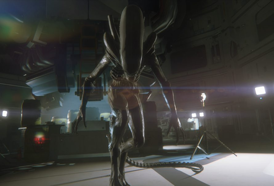 Alien: Isolation launches December 5 for Switch