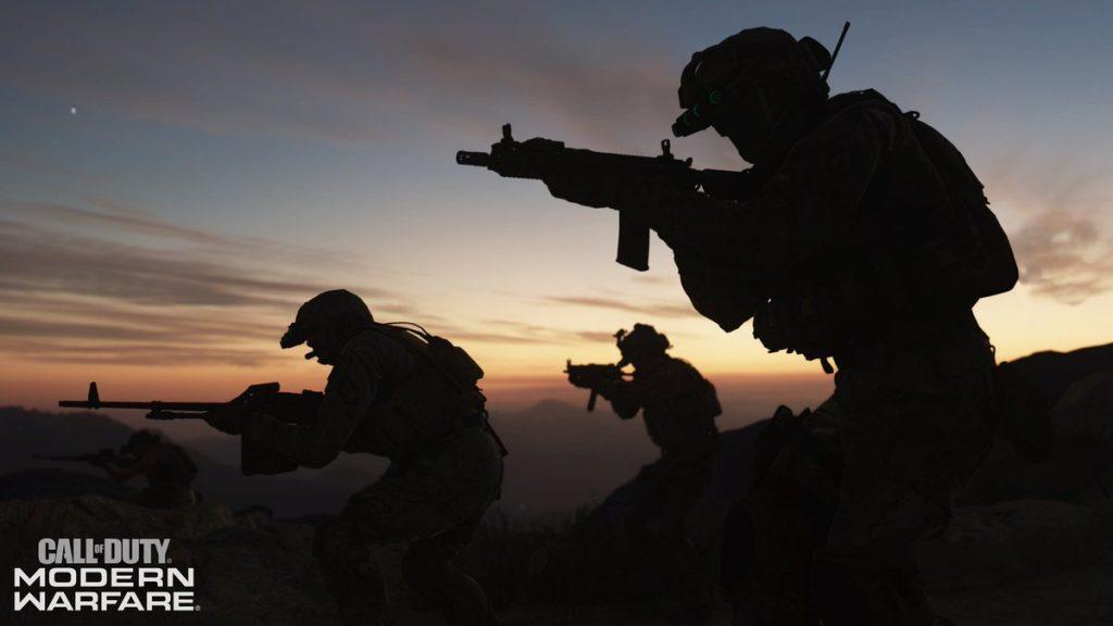 Modern Warfare New Maps - Screenshot