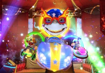 Crash Team Racing Nitro-Fueled 'Neon Circus Grand Prix' begins this Friday, November 8