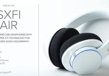 Creative SXFI AIR Headset Review