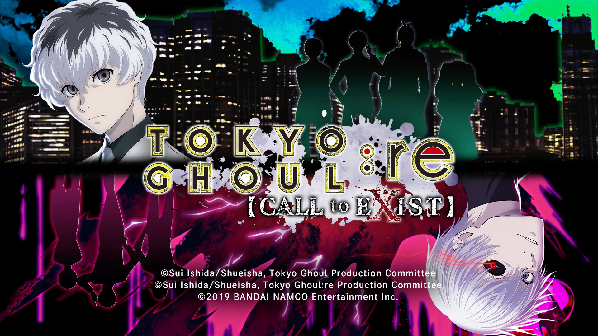 Tokyo Ghoul Re Call To Exist Review Just Push Start