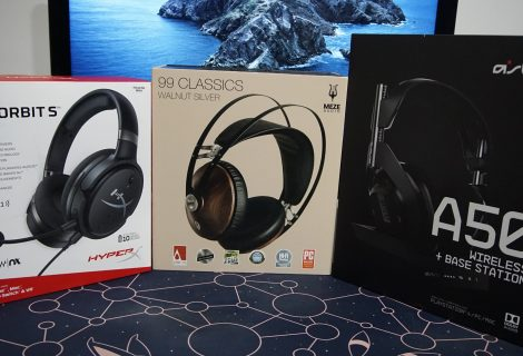 Holiday Gift Guide 2019 - Headphones