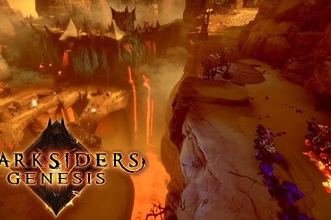 "Darksiders Genesis new gameplay trailer shows off the ""Creature Core"" system"