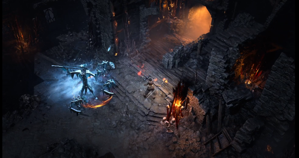 Diablo IV Will Be Online-Only on Consoles and PC