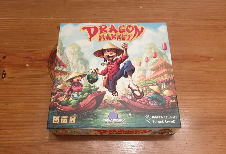 Dragon Market Review – Entertaining Boat Chaos