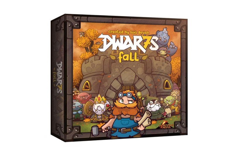 Dwar7s Fall Review – Mines, Castles & Ogres