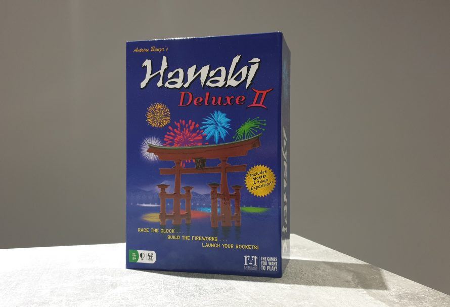 Hanabi Review – Aim For Firework Perfection