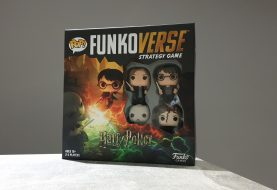 Funkoverse Strategy Game: Harry Potter 4-Pack Review