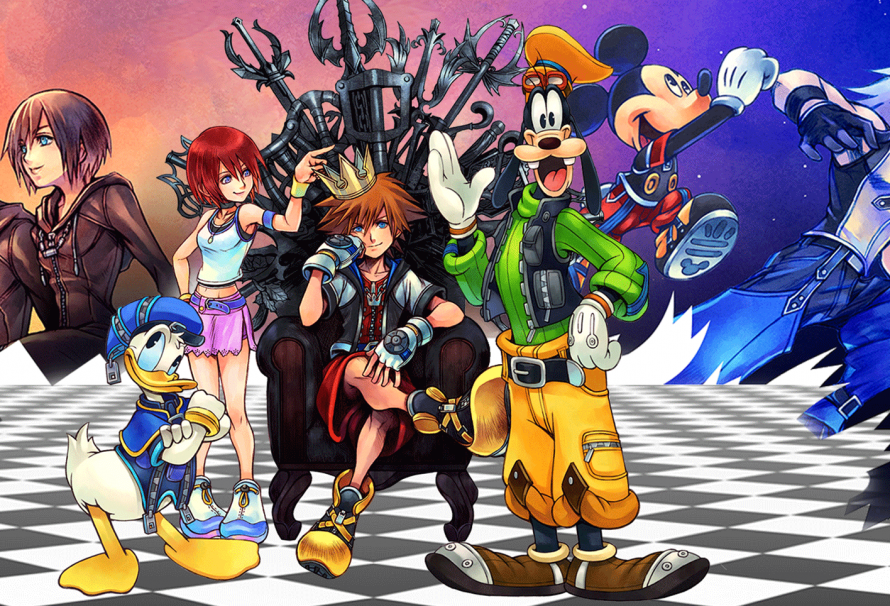 Kingdom Hearts HD 1.5 + 2.5 Remix and HD 2.8 Final Prologue coming to Xbox One in 2020