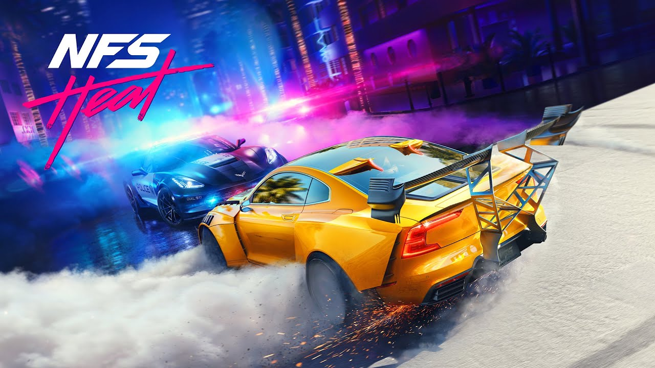 Need For Speed Heat Review Just Push Start