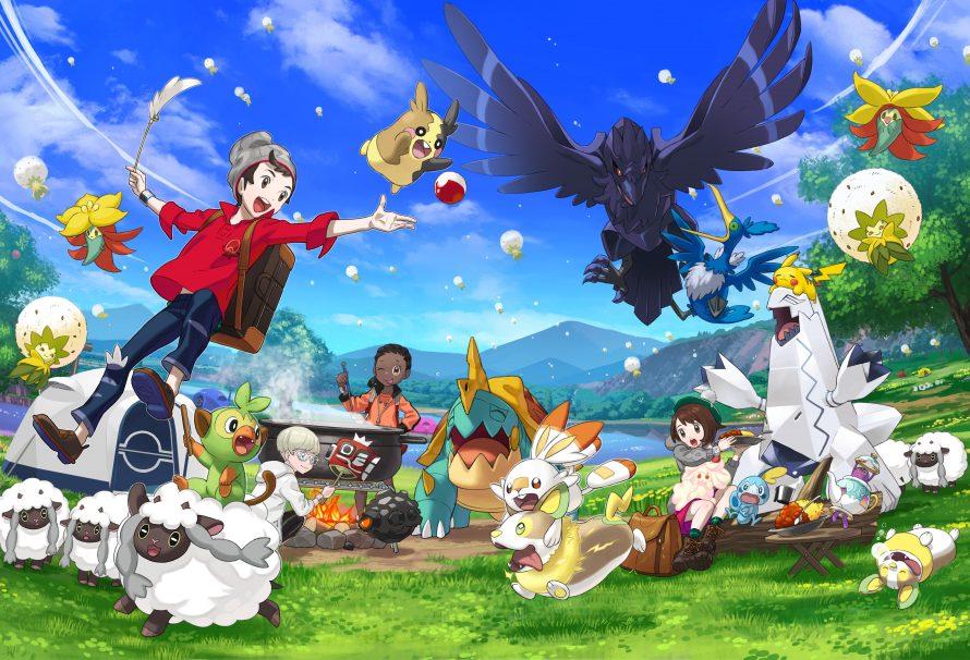 Pokemon Sword and Shield sales reach six million units