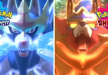 Pokemon Sword and Shield Guide: How to Catch Zacian and Zamazenta