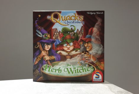 The Quacks of Quedlinburg The Herb Witches Review