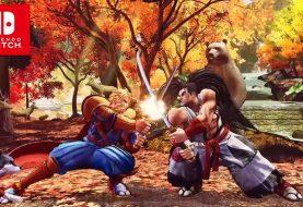 Samurai Shodown for Switch delayed until Q1 2020