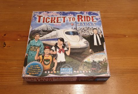 Ticket to Ride Japan & Italy Expansion Review