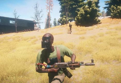 Rust Announced for PlayStation 4 and Xbox One; Releases in 2020