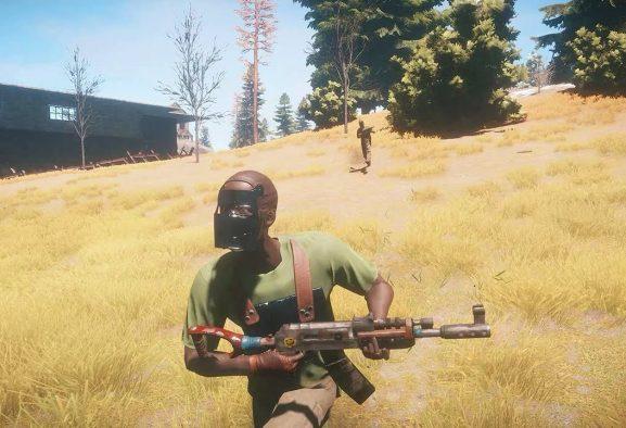 Rust chegará para Playstation 4, Xbox One em 2020