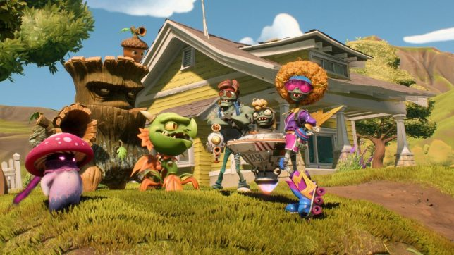 Plants vs Zombies: Battle for Neighborville Review - 02