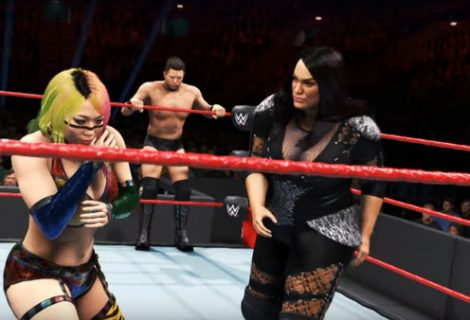 WWE 2K20 1.02 Update Patch Notes Arrive