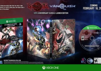Bayonetta & Vanquish 10th Anniversary Bundle officially announced for PS4 and Xbox One