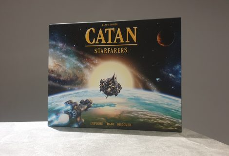 Catan Starfarers Review - Trading Sheep For Space