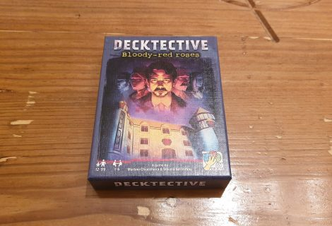 Decktective Bloody-Red Roses Review - Short But Sweet
