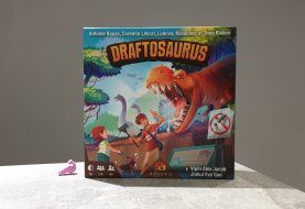 Draftosaurus Review - Draft Those Dinos