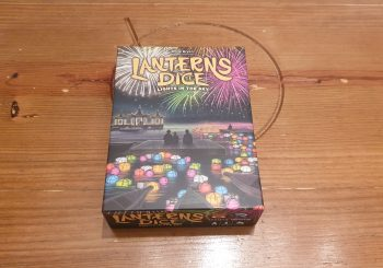 Lanterns Dice: Lights in the Sky Review