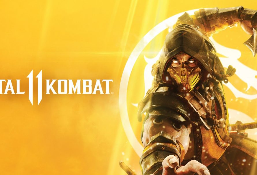 Best Fighting Game of 2019 – Mortal Kombat 11