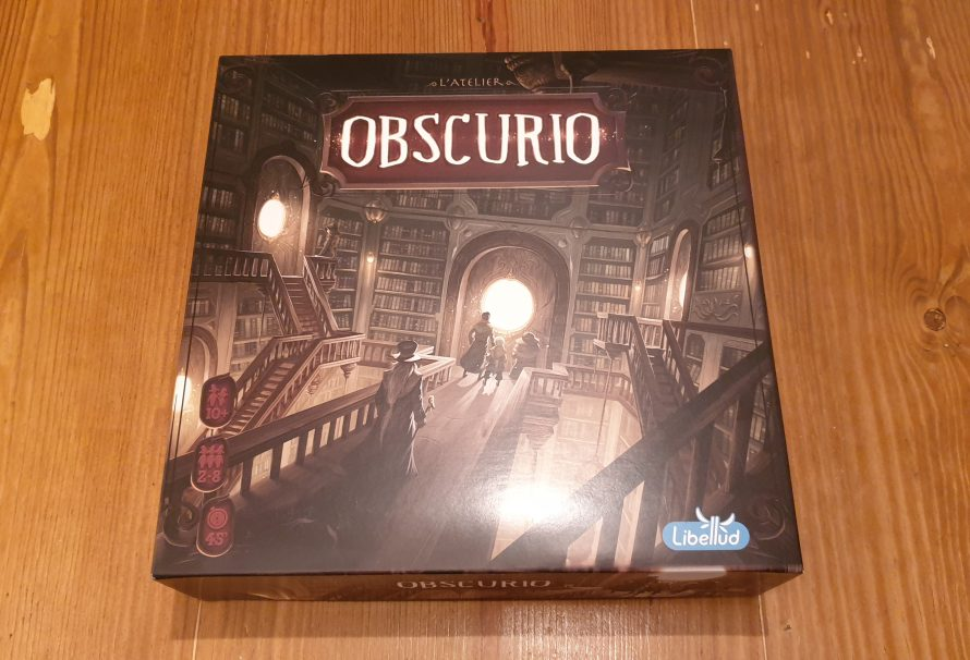 Obscurio Review – Traitorously Good