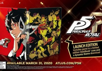 Persona 5 Royal launches March 2020 in the West