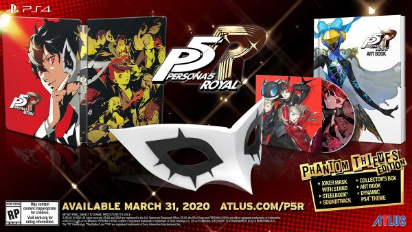 Persona 5 Royal - Phantom Thieves Edition