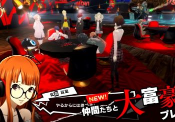 Persona 5 Royal release date in Asia leaked