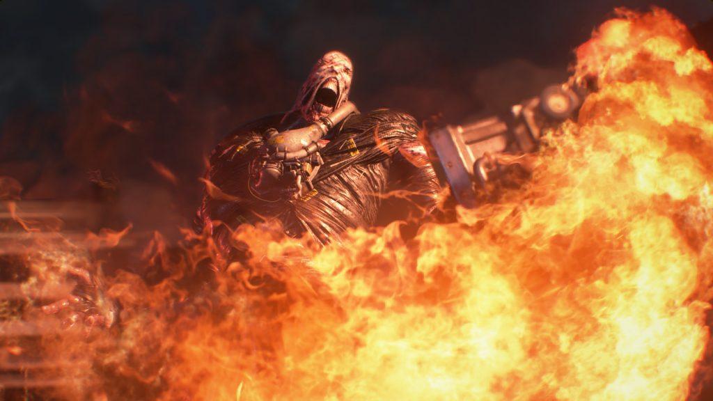 Resident Evil 3 Remake Release Date - 06