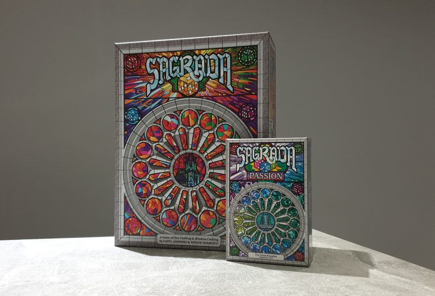 Sagrada: The Great Facades – Passion Review