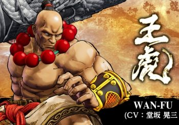 Samurai Shodown Wan-Fu DLC character launches this week