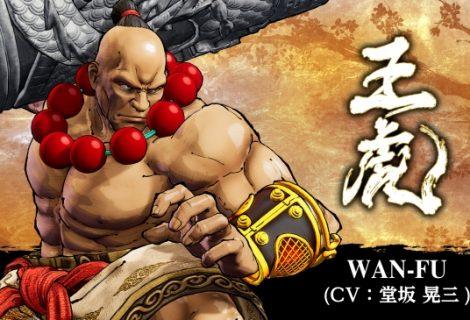 Samurai Shodown Wan-Fu DLC character launches this week