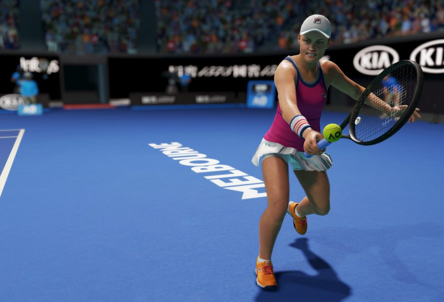Seven Game Modes Revealed For AO Tennis 2