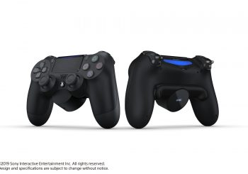Sony Releasing Back Button Attachment For DualShock 4