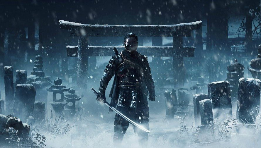 Ghost of Tsushima Trailer Teased for The Game Awards 2019
