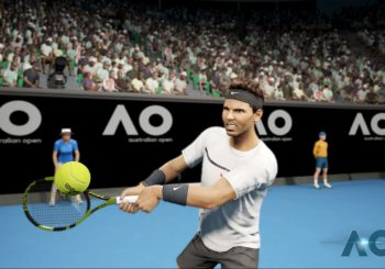 AO Tennis 2 Day One Update Patch Notes Released