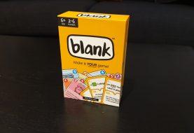 Blank Review - Entertainment Creates Itself